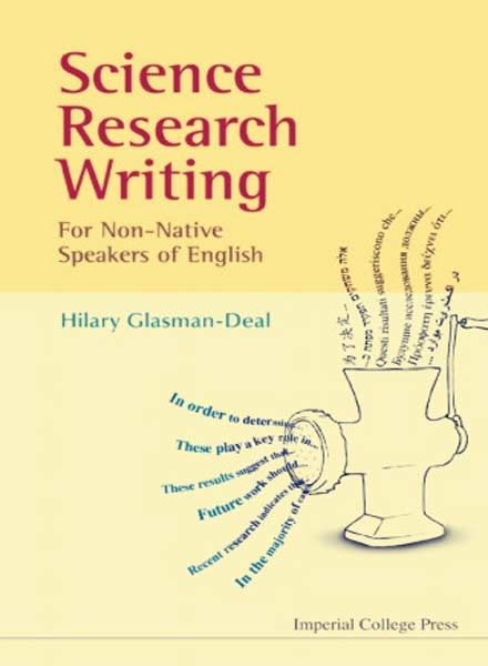 science research writing科学研究方法与论文写作2008