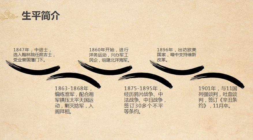 历史课件模板